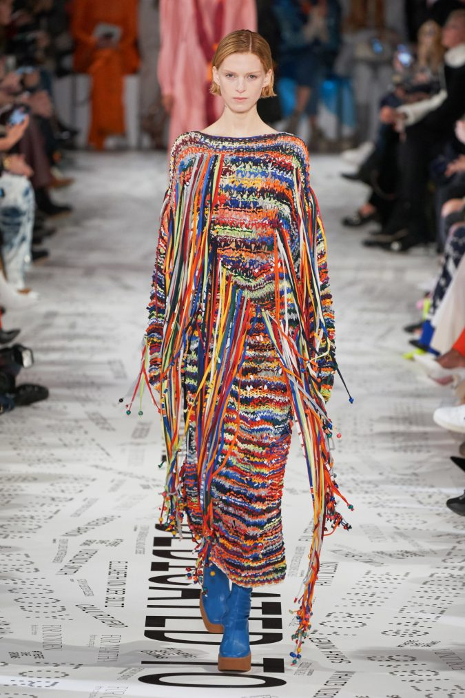 fall-winter-fashion-2020-knitted-dress-Stella-McCartney-675x1013 +80 Fall/Winter Fashion Trends for a Stunning 2021 Wardrobe
