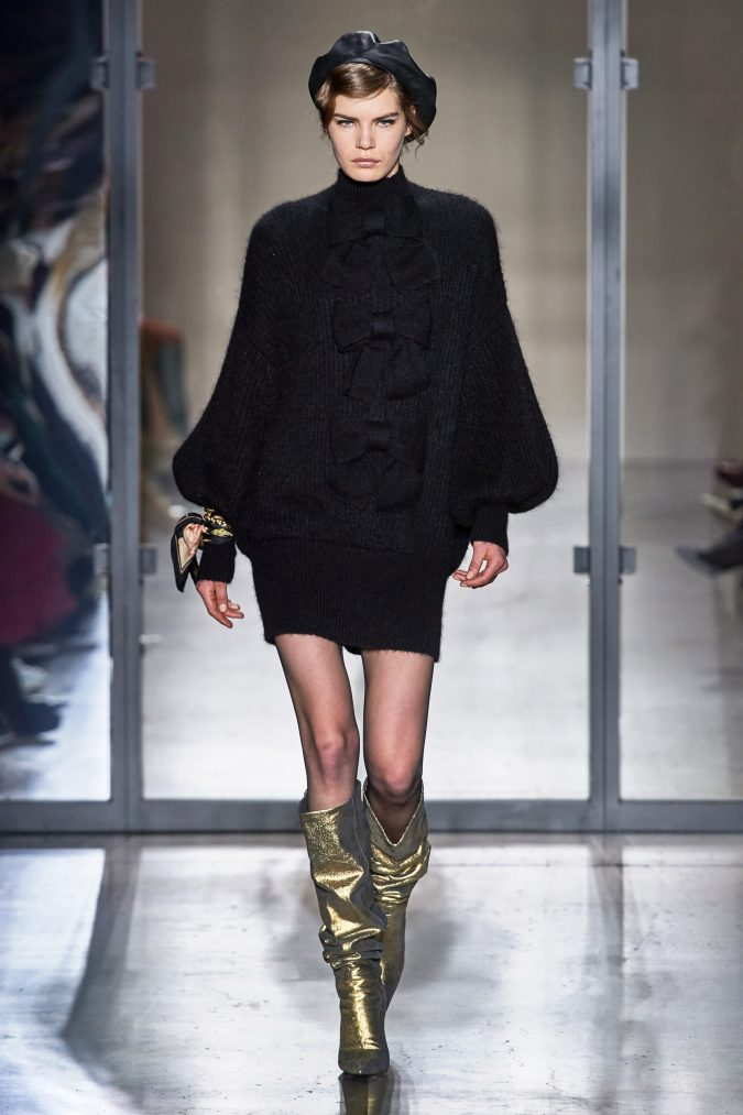 fall-winter-fashion-2020-mini-dress-with-bows-Zimmermann-675x1013 90 Fall/Winter Fashion Ideas for a Perfect Combination of Vintage and Modern in 2020