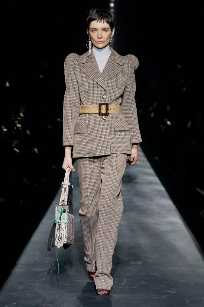 fall-winter-fashion-2020-pantsuit-Givenchy-675x1013 +20 Fall Fashion Trends of 2020 for the Fans of Unusual Shoulders and Sleeves