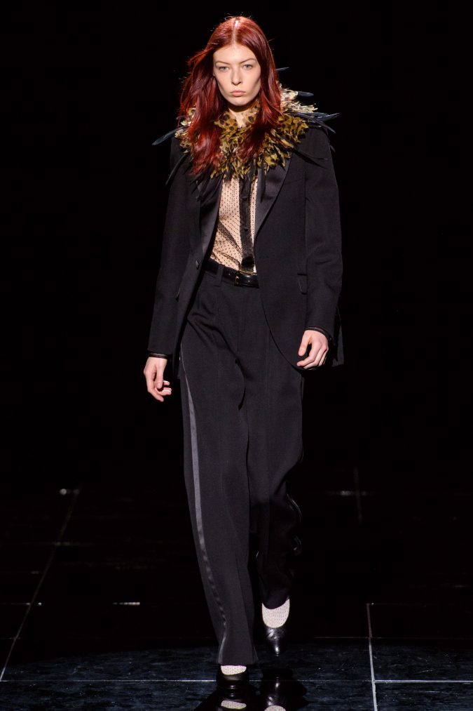 fall-winter-fashion-2020-see-through-shirt-pantsuit-Marc-Jacobs-675x1013 Top 10 Winter Predictions and Trends for 2020