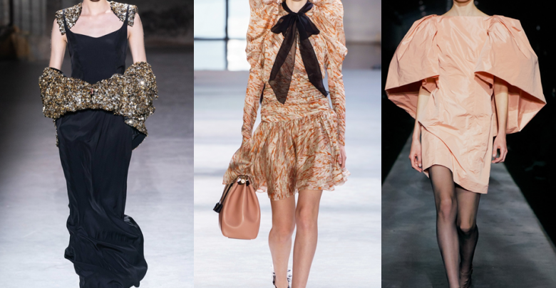 Photo of +20 Fall Fashion Trends of 2020 for the Fans of Unusual Shoulders and Sleeves