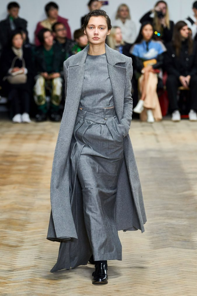 fall-winter-fashion-tweed-coat-A.W.A.K.E-675x1013 90 Fall/Winter Fashion Ideas for a Perfect Combination of Vintage and Modern in 2020