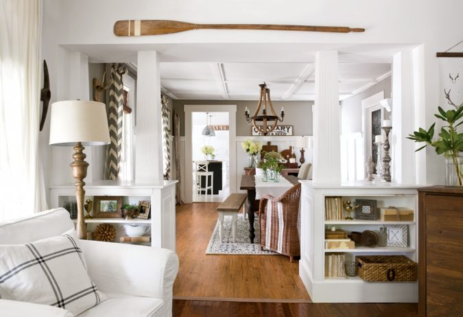 farmhouse-Style-in-home-design-1-675x462 Top 6 Things You Should Do to Decorate Your Home