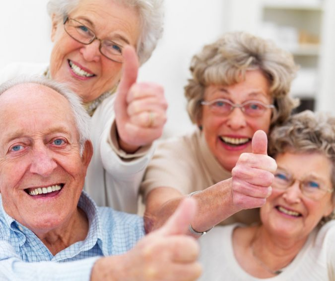 happy-seniors-675x567 The Secret to a Healthy Old Age Lies in Adopting the Right Lifestyle Changes