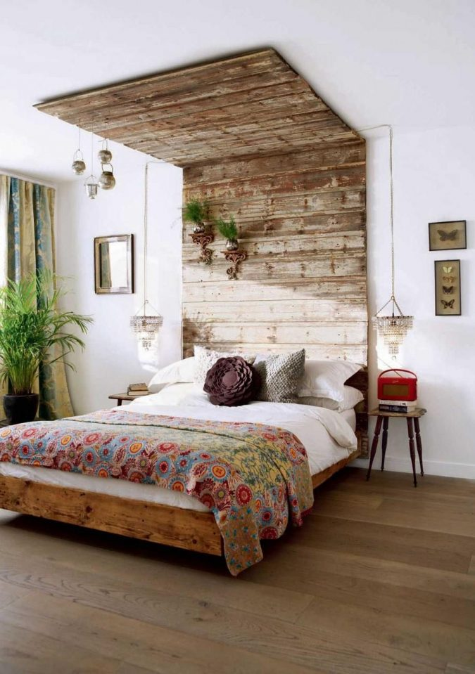 headboard-on-your-rooms'-ceilings-675x959 8 Tricks You Can Do Make Your Home Look Great
