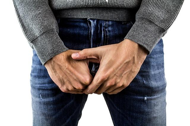 man-penile-papules What You Need to Know about Pearly Penile Papules