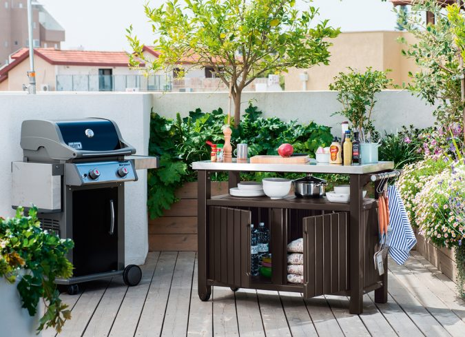 outdoor-barbeque-675x489 Top 7 Tips for Storing Your Summer Items During Winter