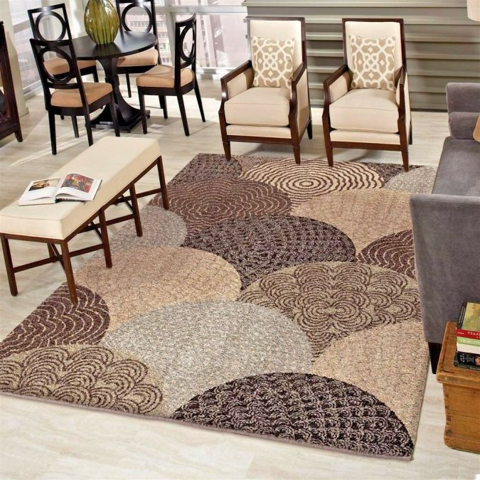 rug-in-living-room-675x675 8 Tricks You Can Do Make Your Home Look Great