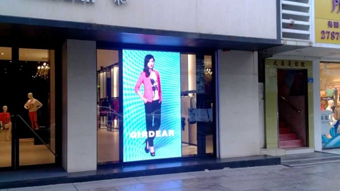 store-LED-screen-675x380 5 Ways to Increase Your Store's Foot Traffic