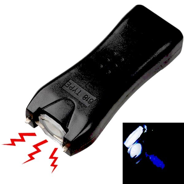 stun-gun-1 Top 10 Self-defense Weapons Every Woman Should Carry
