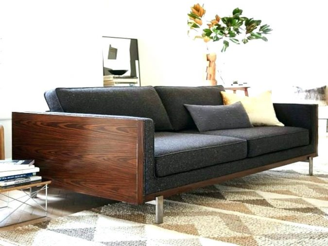 wood-frame-sofa-675x506 Using Wood to Decorate Your Home - Easy Tips and Tricks