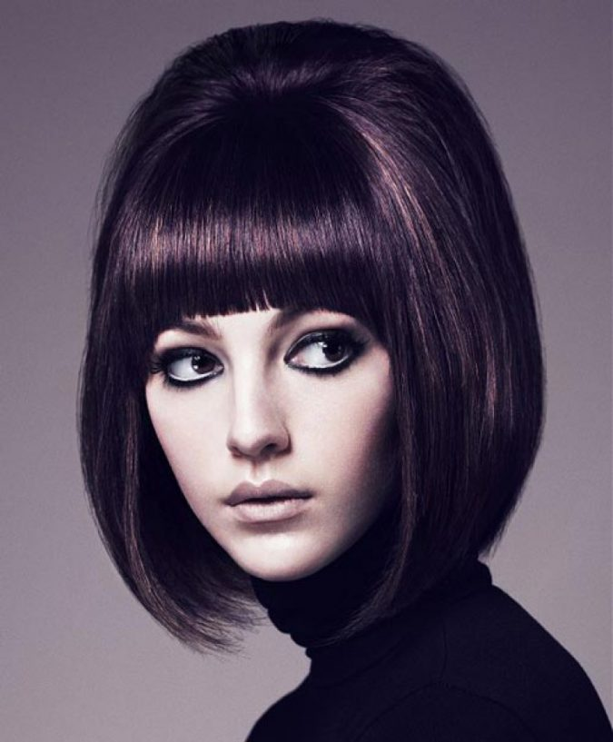 60s-hairtyle-bob-crown-volume-675x817 20 Mind-blowing Fall / Winter Hairstyles for Women in 2021