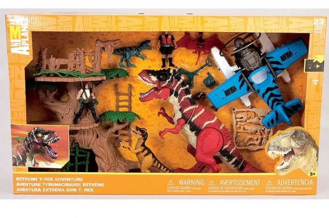 Animal-Extreme-T-Rex-Adventure-extreme-playset-1-675x447 Top 25 Most Trendy Christmas Toys for Children in 2020