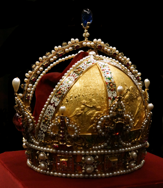 Austria—Crown-of-the-Austrian-Empire-675x781 The 5 Most Expensive Crown Jewels in the World