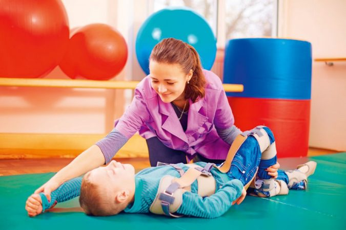 Cerebral-Palsy-therapy-675x450 5 Important Things You Should Know As a Parent of a Child Suffering from Cerebral Palsy