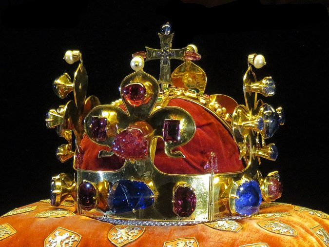 Czech-Republic—Crown-of-Saint-Wenceslas-675x506 The 5 Most Expensive Crown Jewels in the World
