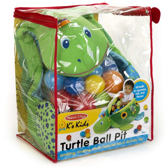 Doug-and-Melissa-Turtle-Ball-Pit-675x675 Top 25 Most Trendy Christmas Toys for Children in 2020