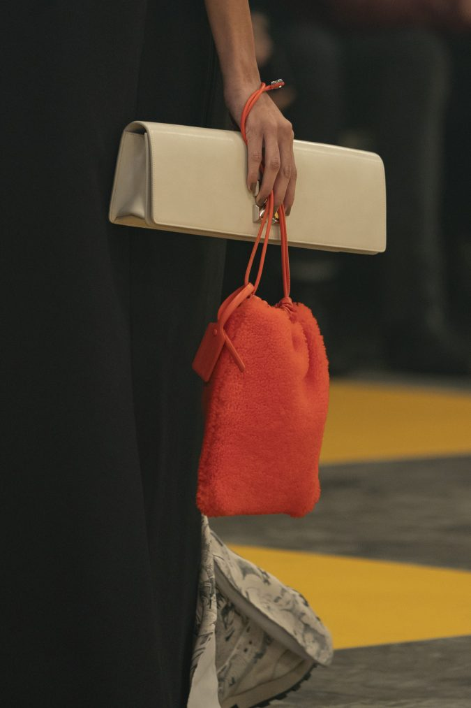 Fall-winter-accessories-2020-clutch-Off-White-675x1013 65+ Hottest Fall and Winter Accessories Fashion Trends in 2020