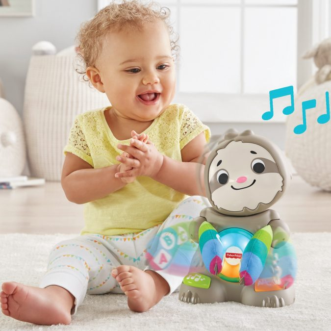 Fisher-Price-Smooth-moves-Linkimals-sloth-675x675 Top 25 Most Trendy Christmas Toys for Children in 2020