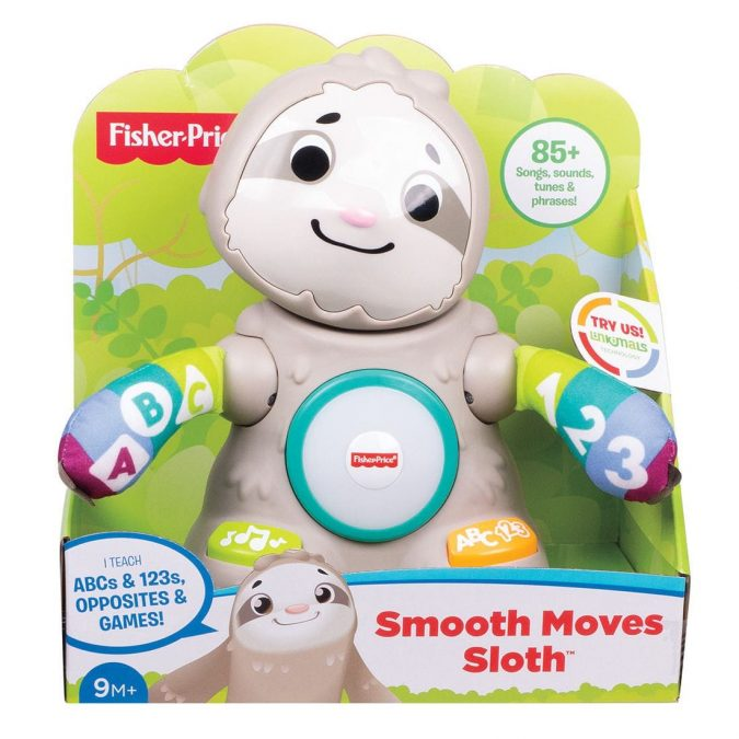 Fisher-Price-Smooth-moves-Linkimals-sloth.-675x675 Top 25 Most Trendy Christmas Toys for Children in 2020