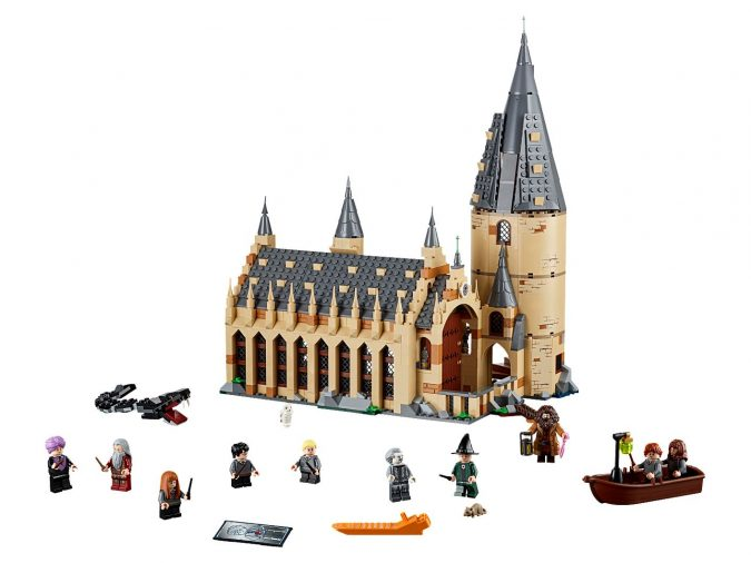 LEGO-Hogwarts-Harry-Potter-Building-Kit.-675x506 Top 25 Most Trendy Christmas Toys for Children in 2020
