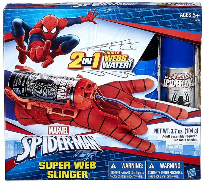 Marvel-Spider-Man-Super-Web-Slinger.-675x604 Top 25 Most Trendy Christmas Toys for Children in 2020