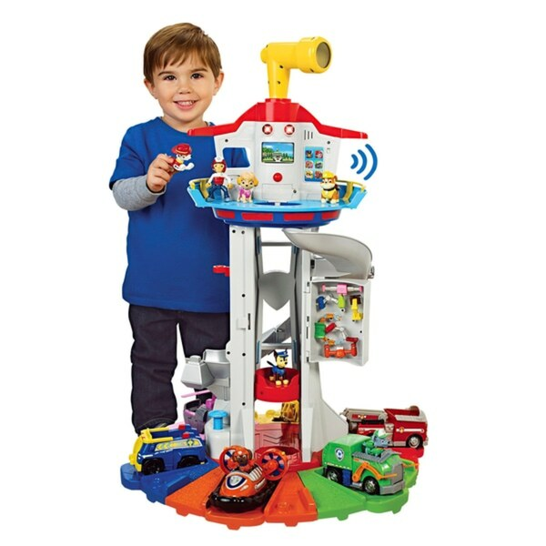 PAW-Super-Patrol-Mighty-Lookout-pups Top 25 Most Trendy Christmas Toys for Children in 2020