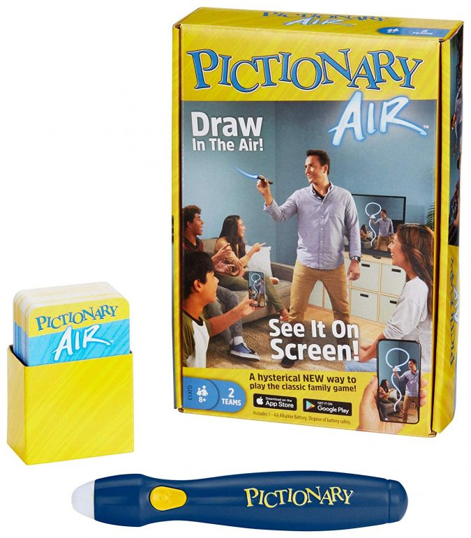 Pictionary-Air-675x771 Top 25 Most Trendy Christmas Toys for Children in 2020