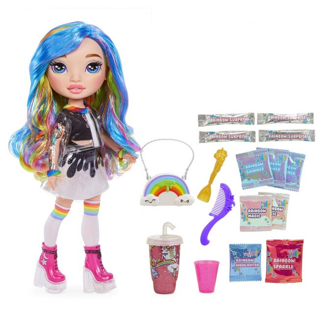 Rainbow-surprise-from-Poopsie-675x676 Top 25 Most Trendy Christmas Toys for Children in 2020