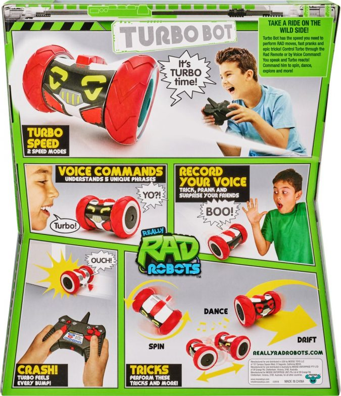 Really-Rad-Bot-turbo-robots-675x784 Top 25 Most Trendy Christmas Toys for Children in 2020