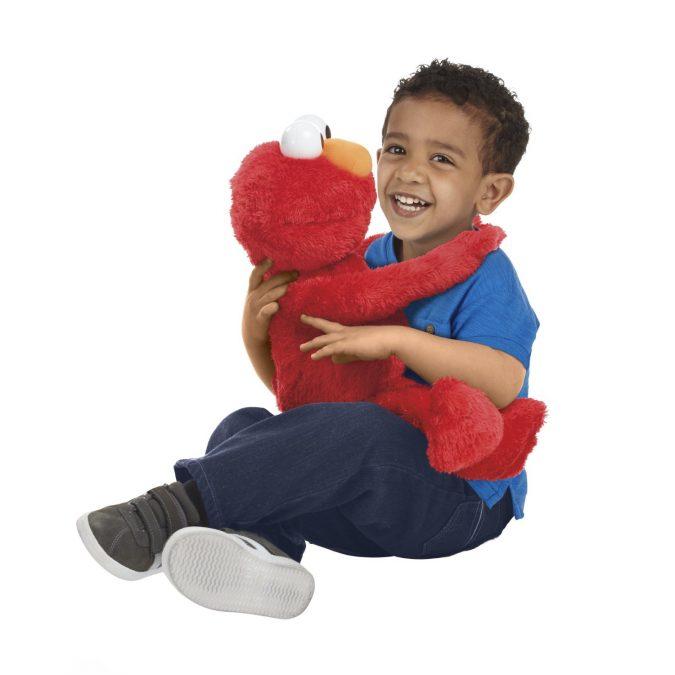 Sesame-Street-hug-Elmo-1-675x675 Top 25 Most Trendy Christmas Toys for Children in 2020