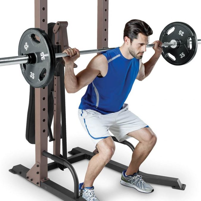 Steelbody-Strength-training-power-tower-675x675 Top 15 Best Home Gym Equipment to Get Fit