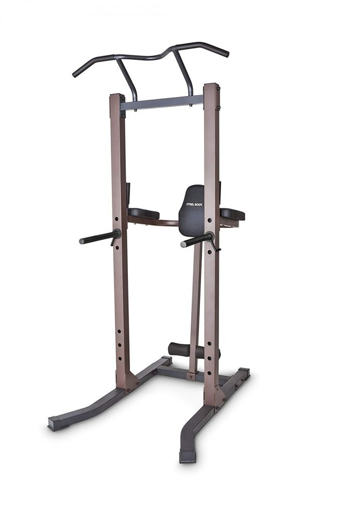 Steelbody-Strength-training-power-tower.-675x1013 Top 15 Best Home Gym Equipment to Get Fit