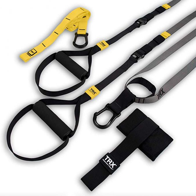 TRX-Go-Suspension-bodyweight-trainer.-675x675 Top 15 Best Home Gym Equipment to Get Fit