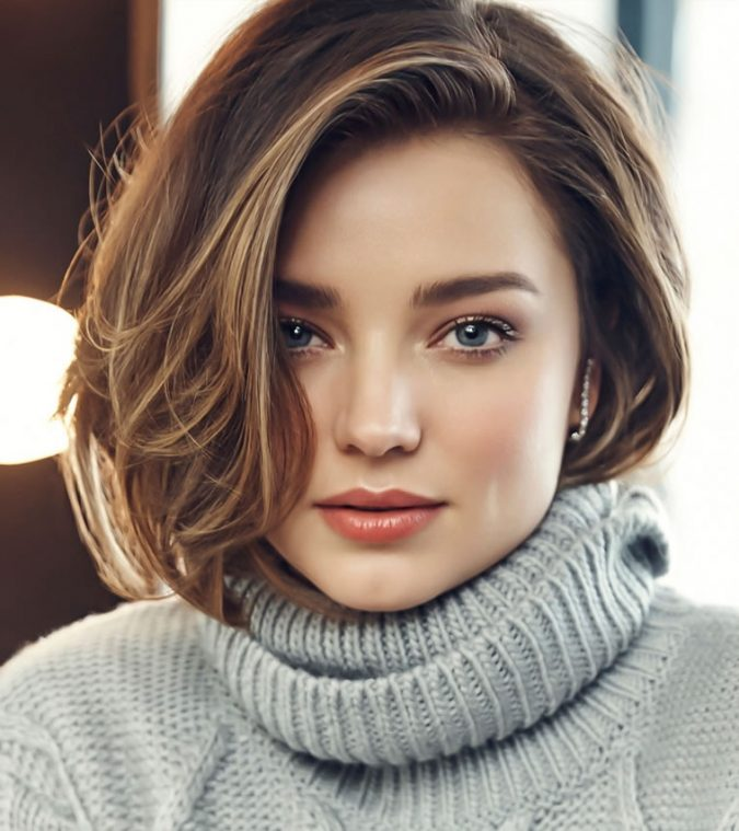 bob-hairstyle-2-675x759 20 Mind-blowing Fall / Winter Hairstyles for Women in 2021