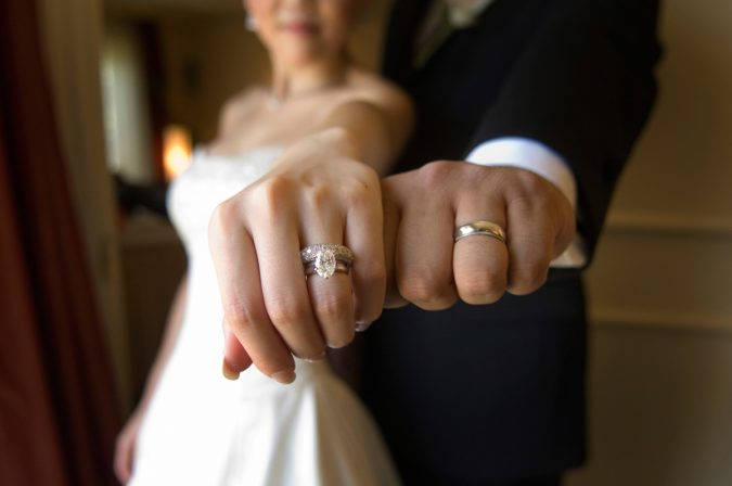 engagement-and-wedding-rings-675x448 Everything You Need to Know about Wedding Rings