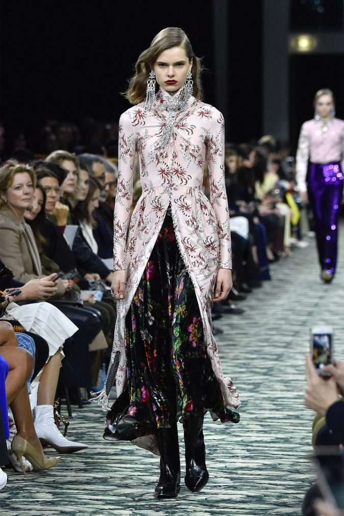 fall-winter-fashion-2020-all-florals-dress-675x1013 Top 10 Winter Predictions and Trends for 2020