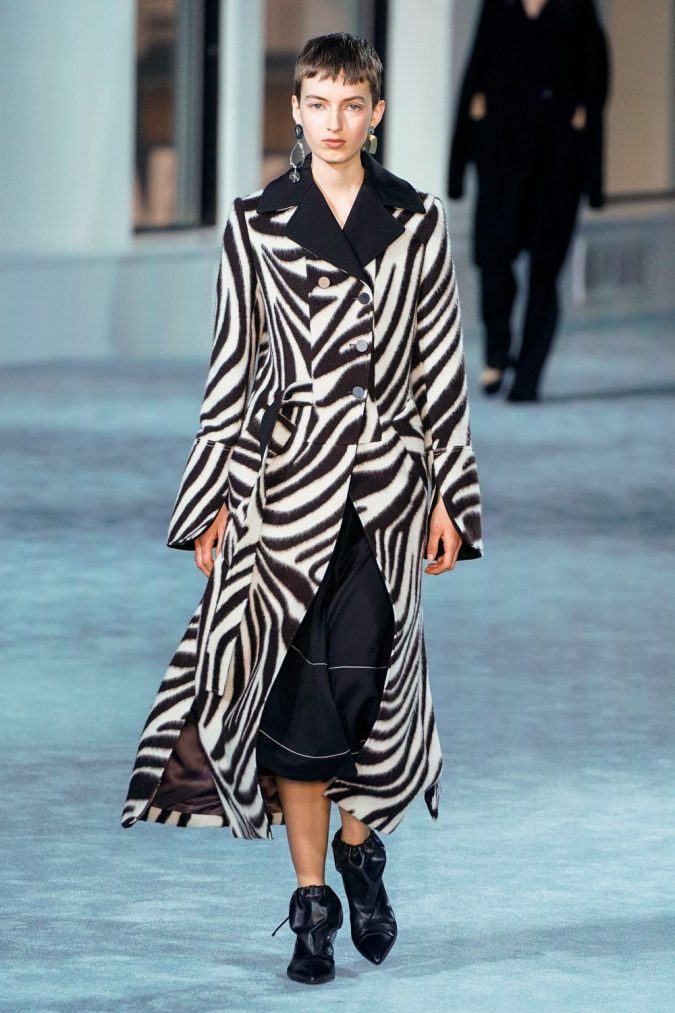 fall-winter-fashion-2020-animal-printed-coat-Phillip-Lim-675x1013 Top 10 Winter Predictions and Trends for 2019/2020