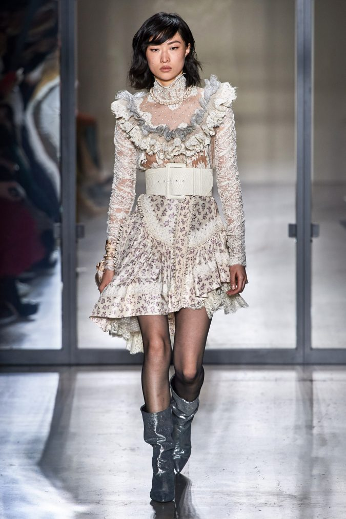 fall-winter-fashion-2020-belted-mini-dress-Zimmermann-675x1013 65+ Hottest Fall and Winter Accessories Fashion Trends in 2020
