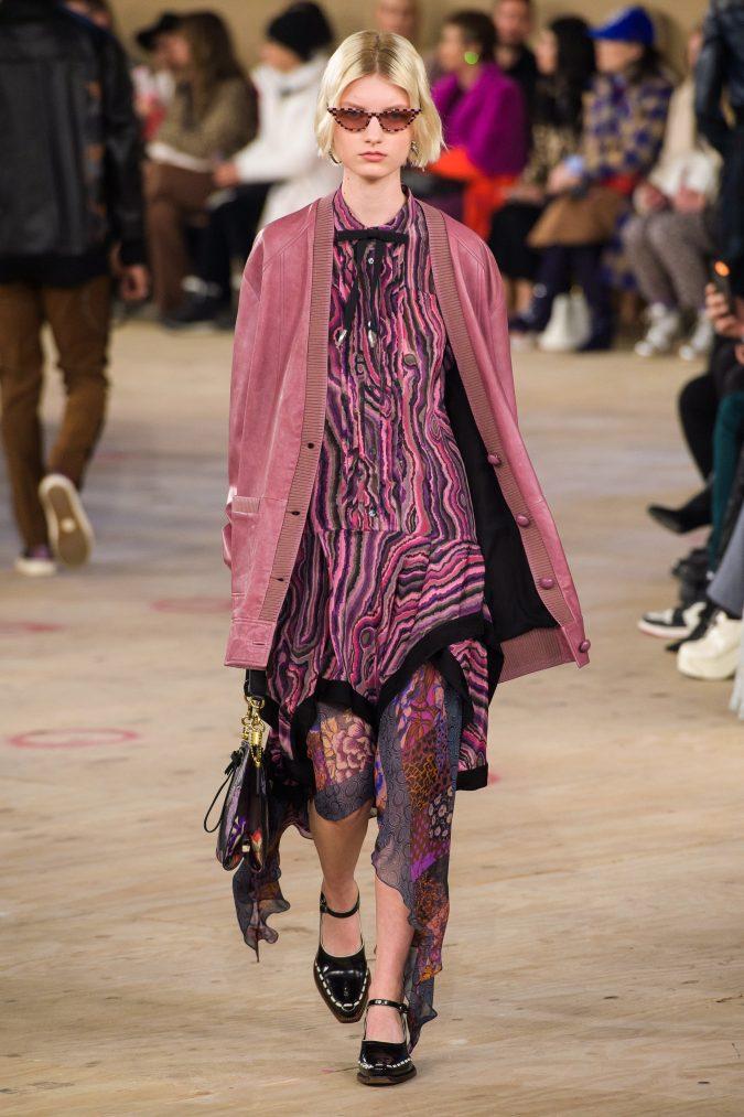 fall-winter-fashion-2020-boho-dress-long-jacket-Coach-675x1013 40+ Hottest Teenage Girls Fall/Winter Fashion Ideas in 2020
