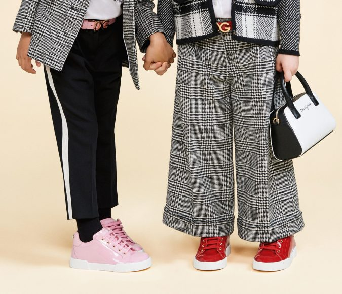 fall-winter-fashion-2020-checked-blazers-pants-dolce-and-gabbana-1-675x579 15 Cutest Kids Fashion Trends for Winter 2020
