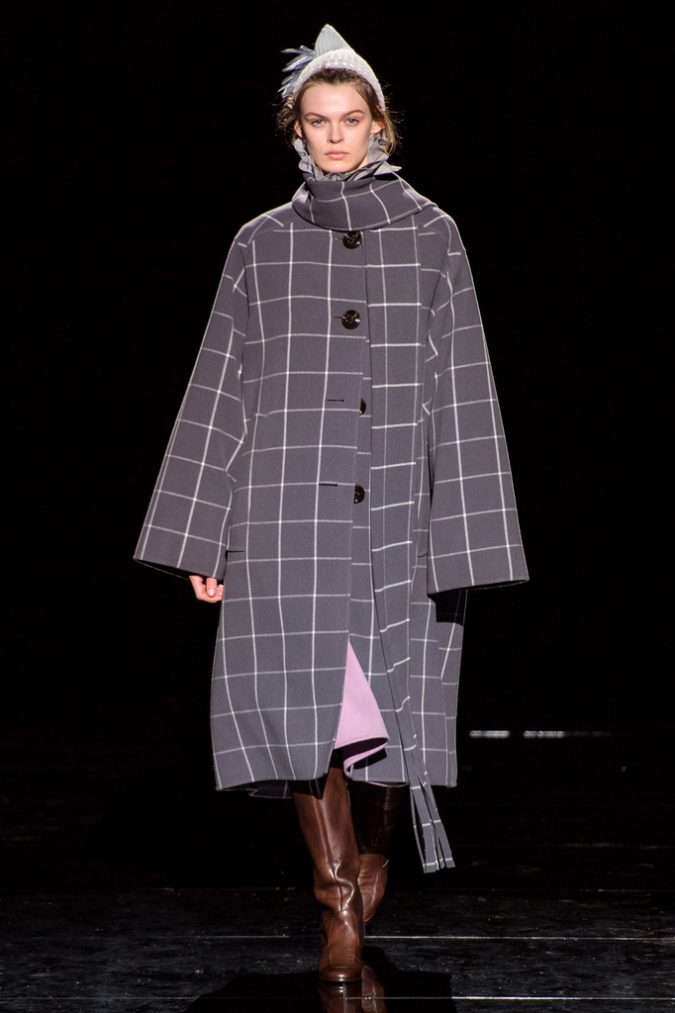 fall-winter-fashion-2020-checked-coat-marc-jacobs-675x1013 Top 10 Winter Predictions and Trends for 2019/2020