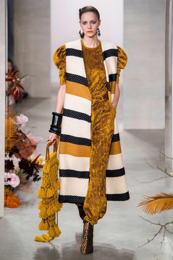 fall-winter-fashion-2020-corduroy-pantsuit-Ulla-Johnson-675x1013 40+ Hottest Teenage Girls Fall/Winter Fashion Ideas in 2020