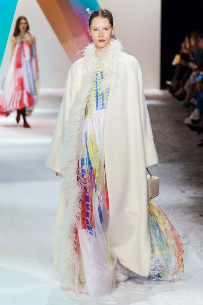 fall-winter-fashion-2020-dress-cardigan-roksanda-675x1013 40+ Hottest Teenage Girls Fall/Winter Fashion Ideas in 2020
