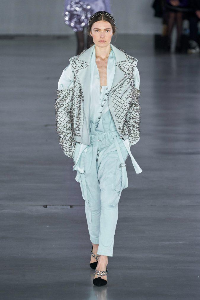 fall-winter-fashion-2020-jumpsuit-jacket-Balmain-675x1013 40+ Hottest Teenage Girls Fall/Winter Fashion Ideas in 2020