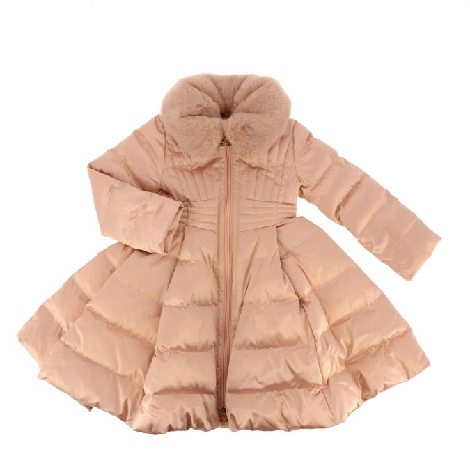 fall-winter-fashion-2020-kids-collection-puffer-coat-Elisabetta-Franchi-675x675 15 Cutest Kids Fashion Trends for Winter 2020