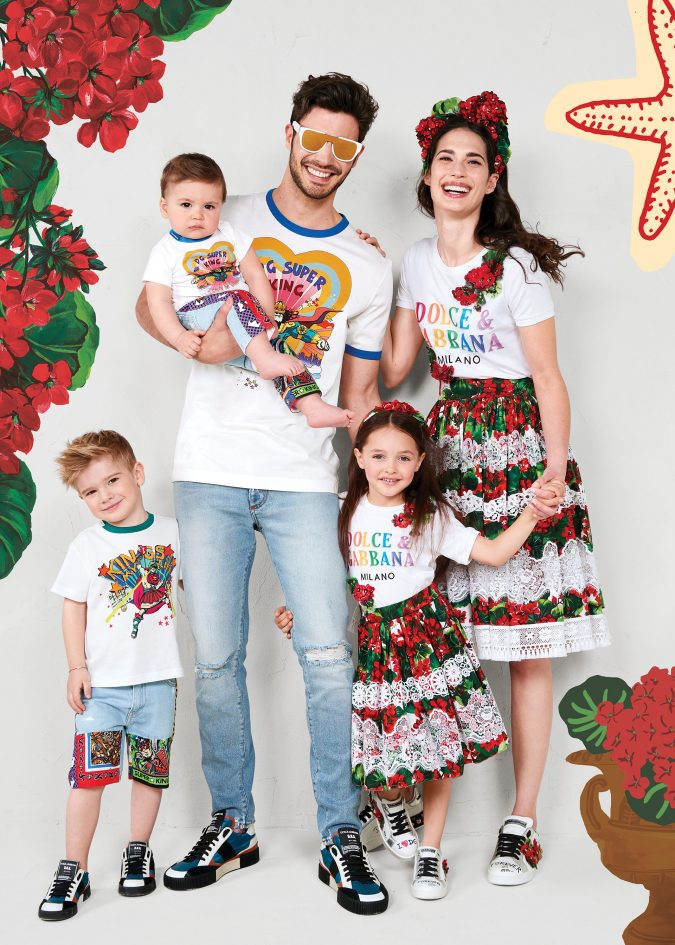 fall-winter-fashion-2020-kids-mini-me-dolce-and-gabbana-675x945 15 Cutest Kids Fashion Trends for Winter 2020