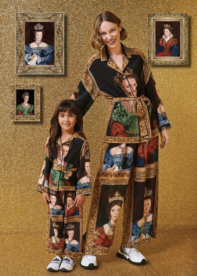fall-winter-fashion-2020-kids-mini-me-jumpsuits-dolce-and-gabbana-675x945 15 Cutest Kids Fashion Trends for Winter 2020