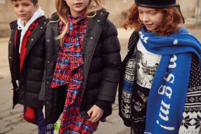 fall-winter-fashion-2020-kids-puffer-jackets-dress-sweater-MSGM-675x450 15 Cutest Kids Fashion Trends for Winter 2020