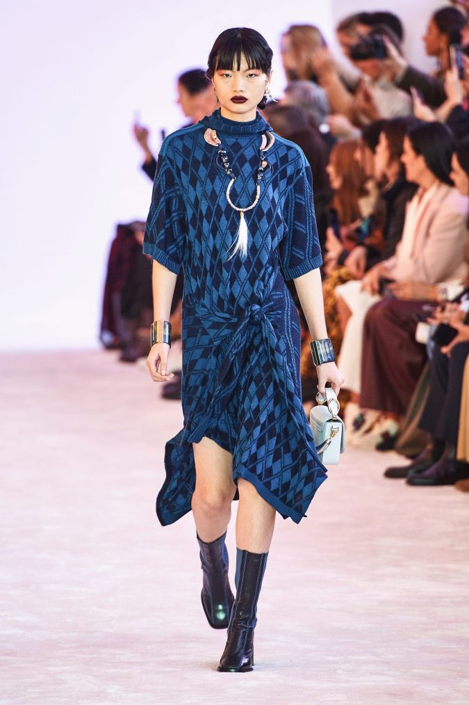 fall-winter-fashion-2020-knitted-dress-Chloe-675x1013 40+ Hottest Teenage Girls Fall/Winter Fashion Ideas in 2020